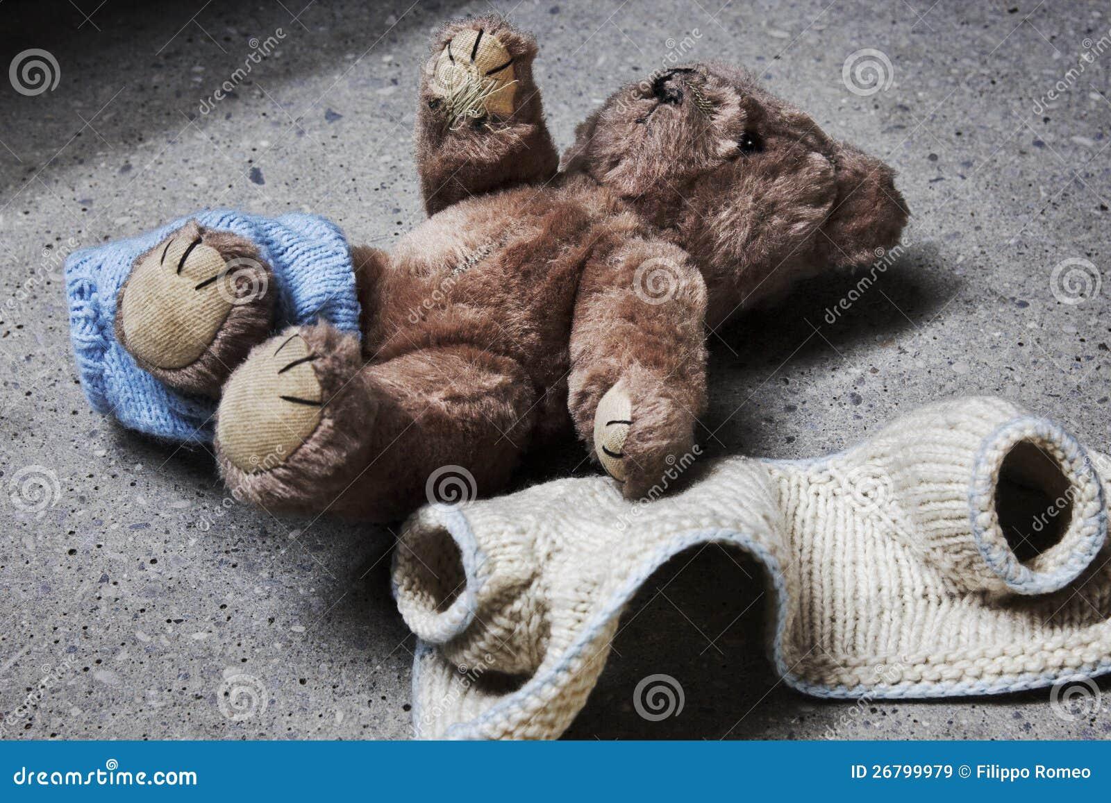 Γδυμένος teddy