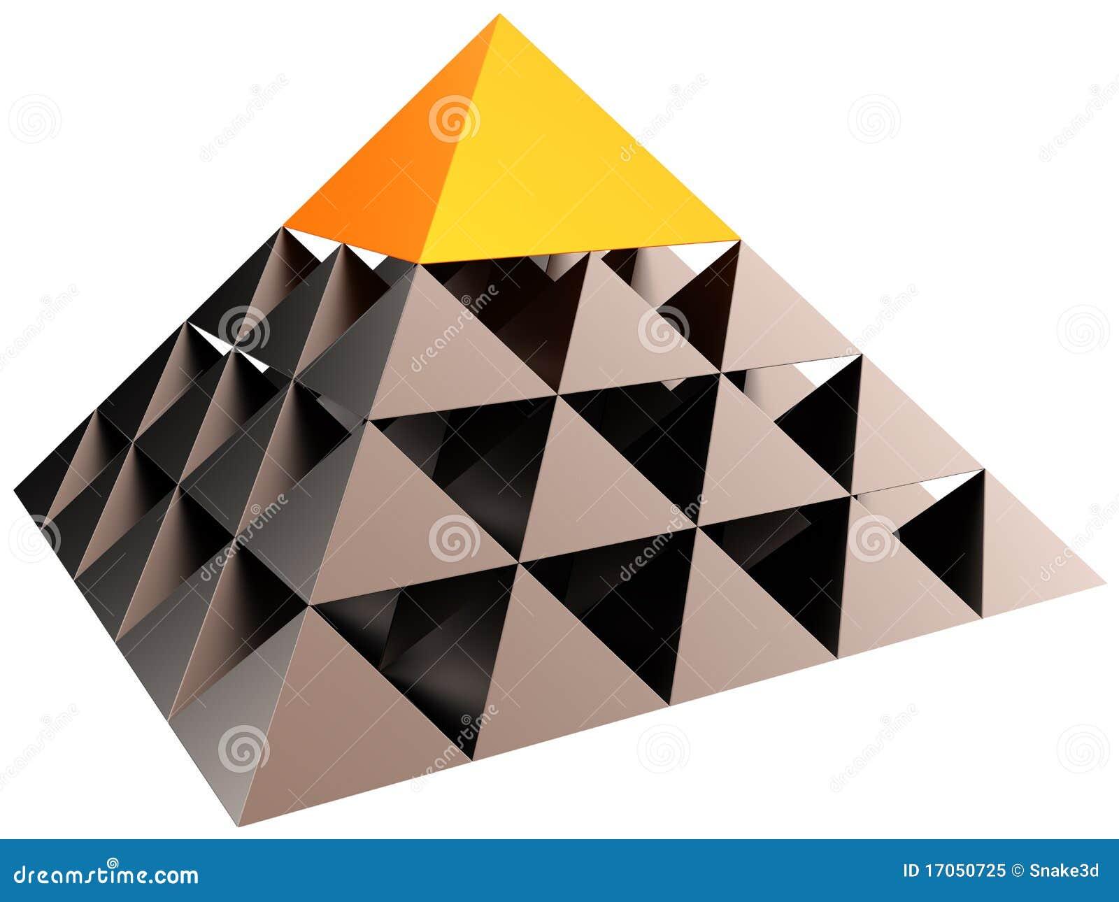 γεια πυραμίδα RES ηγεσίας &iota