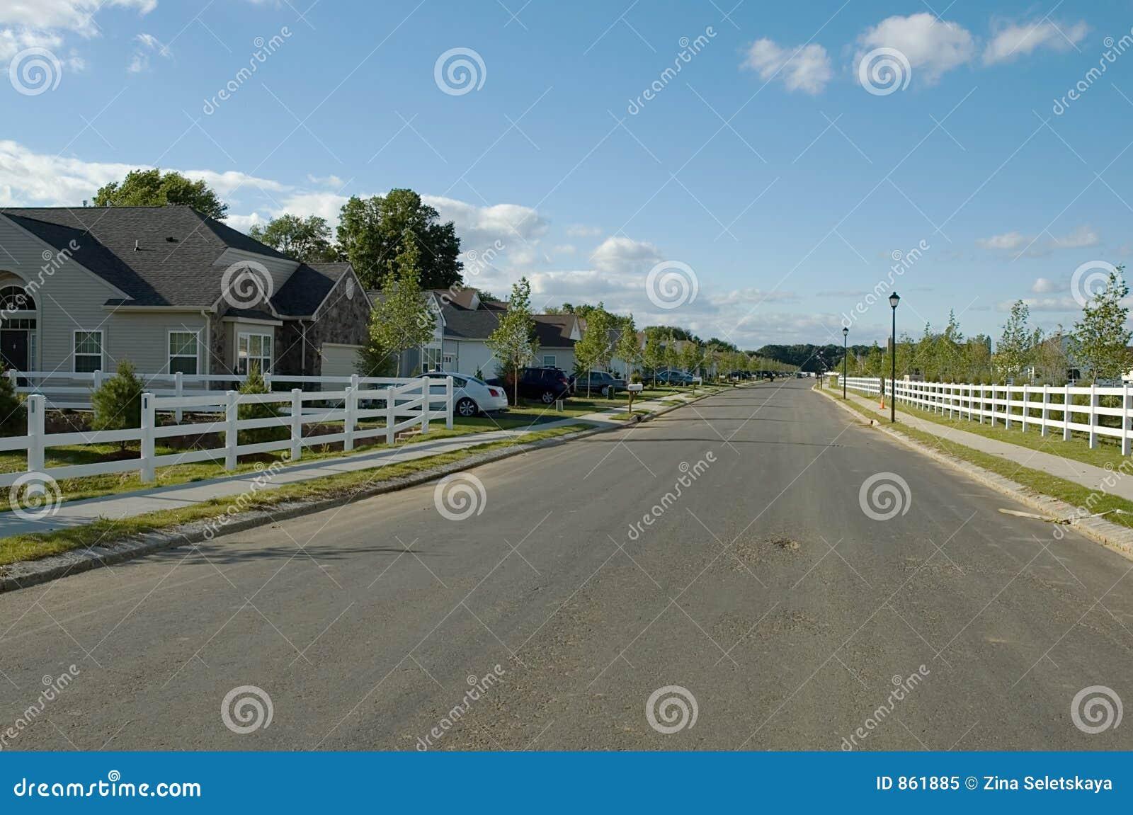 γειτονιά resedential