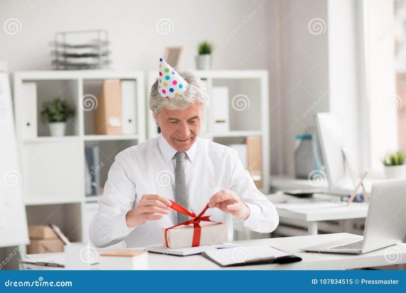 Γενέθλια του διευθυντή
