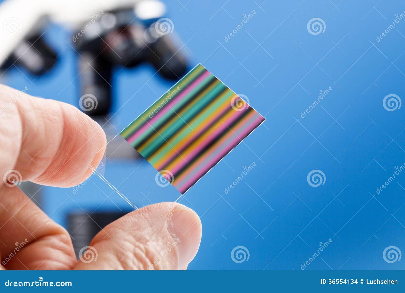 Γενετική δακτυλοσκοπία χρωματογραφίας