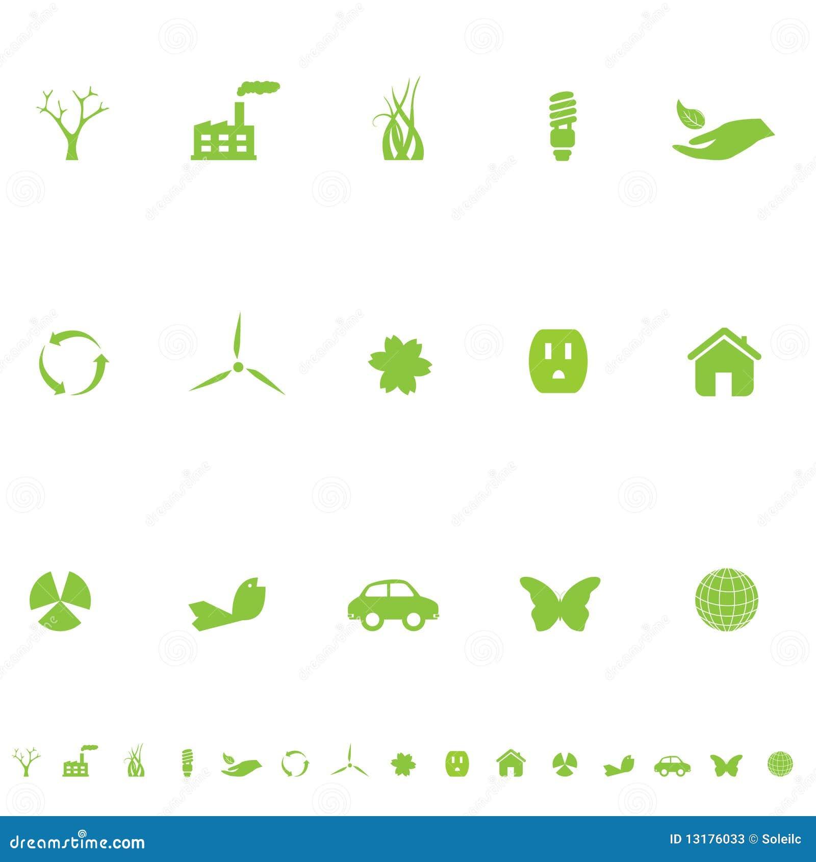 γενικά σύμβολα περιβάλλ&omic