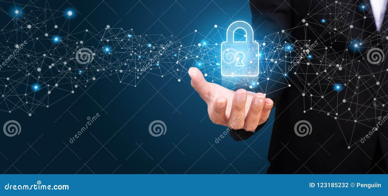 Γενικός κανονισμός GDPR, GDPR προστασίας δεδομένων στο χέρι του β