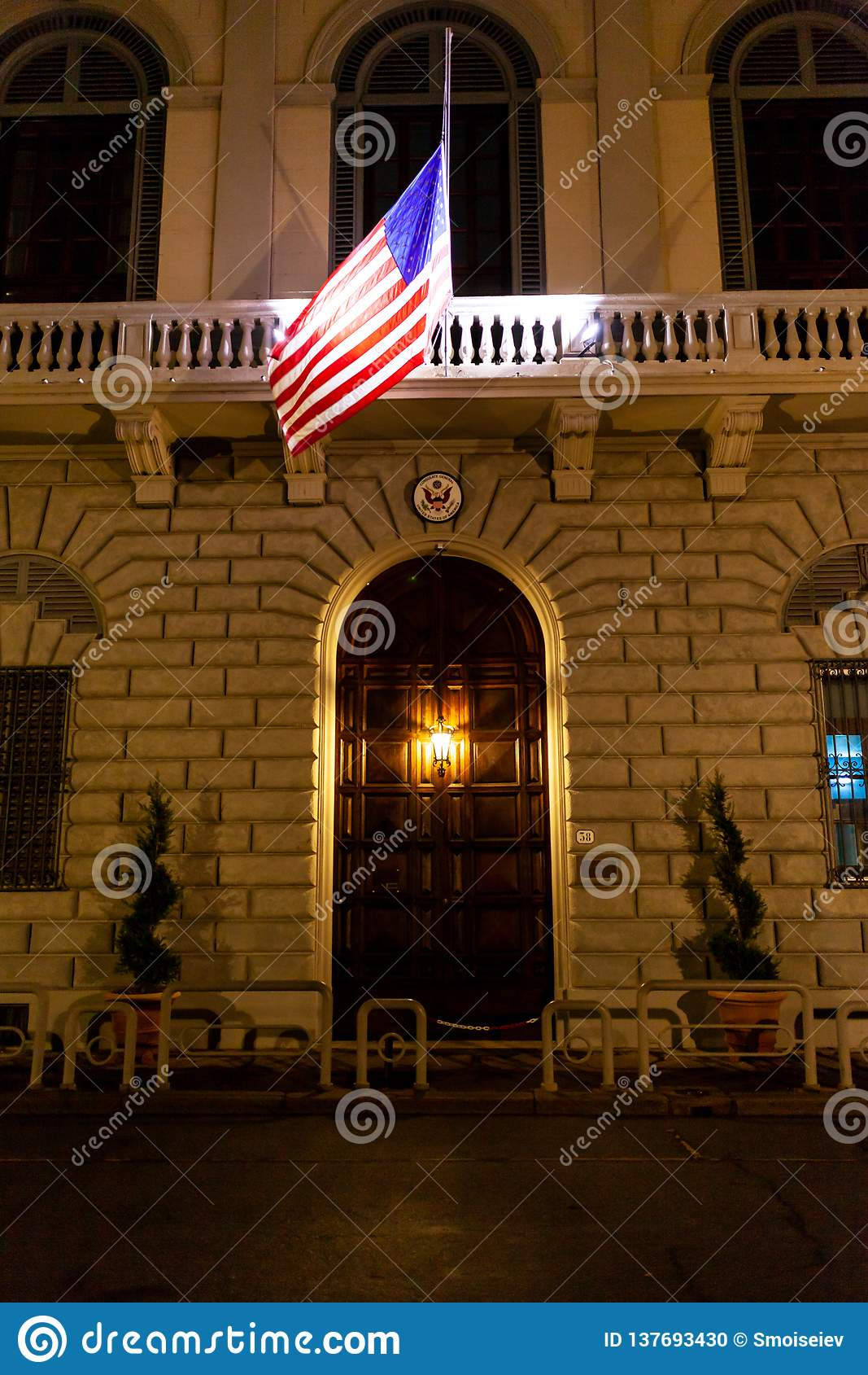 Γενικός πρόξενος των ΗΠΑ στη Φλωρεντία