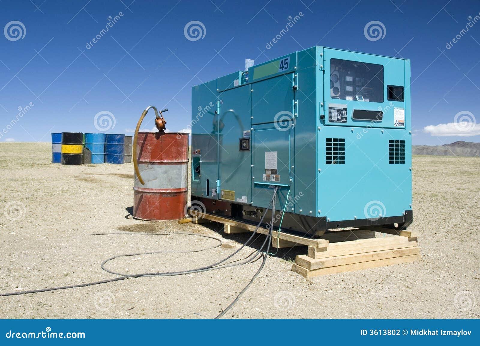 γεννήτρια diesel 02