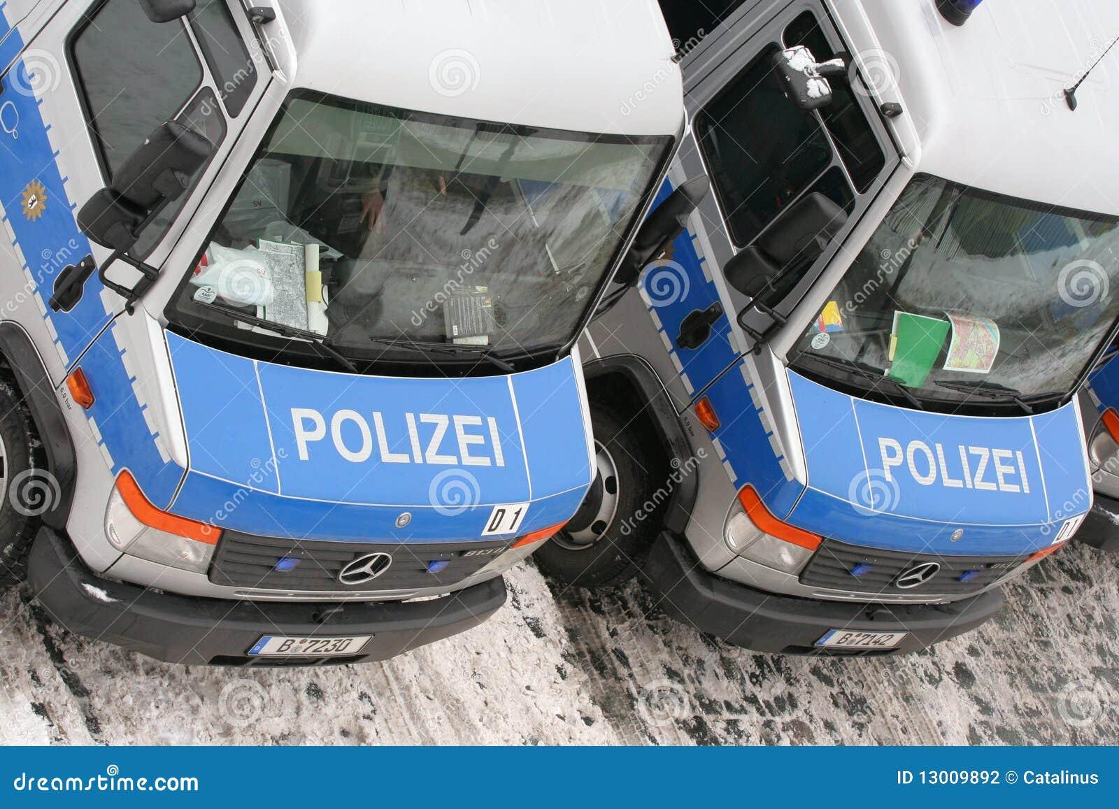 γερμανική αστυνομία της Δ