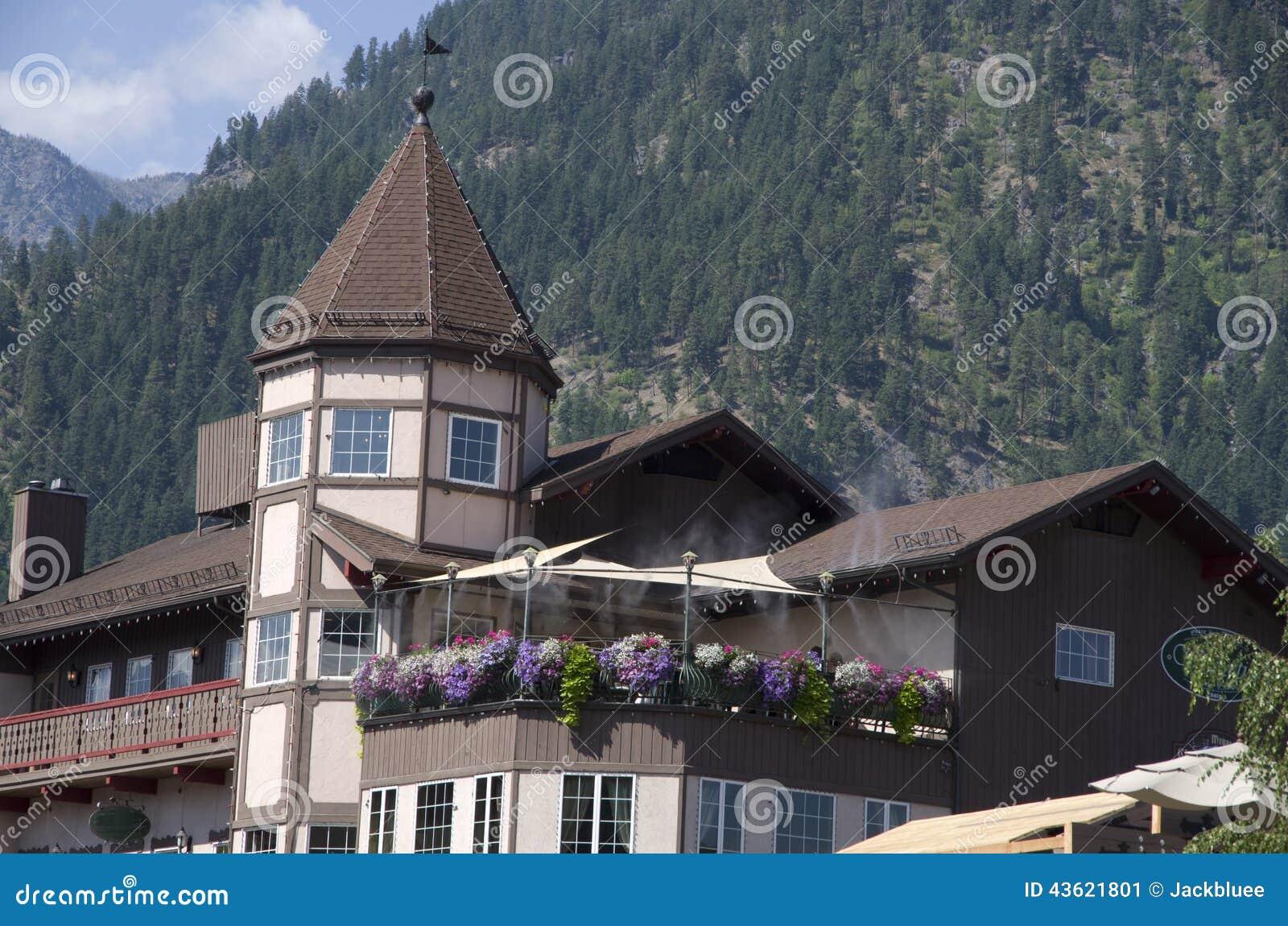 Γερμανική πόλη Leavenworth