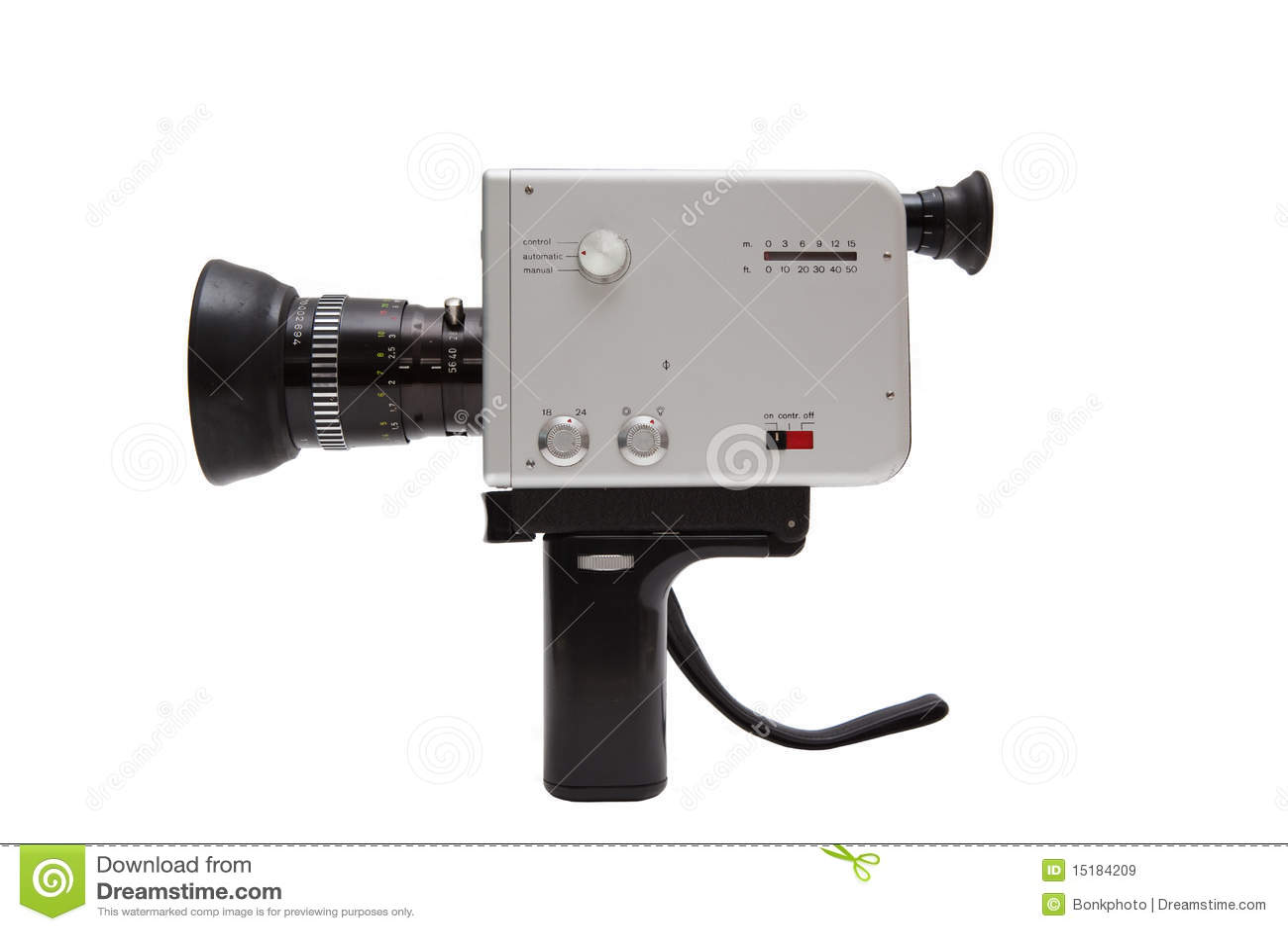 γερμανικός παλαιός camcorder 8mm
