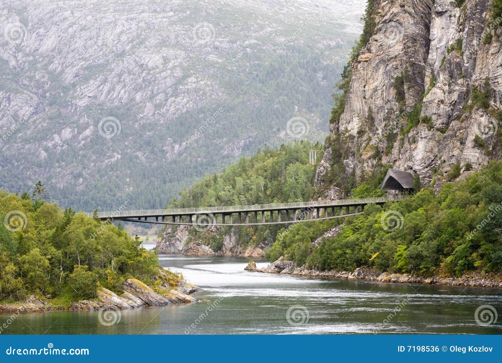 γεφυρώστε το βουνό πέρα α&p