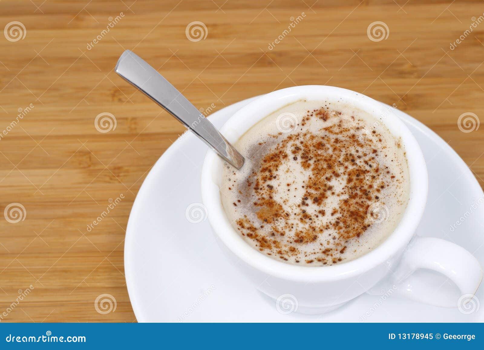 γεύση cappuccino