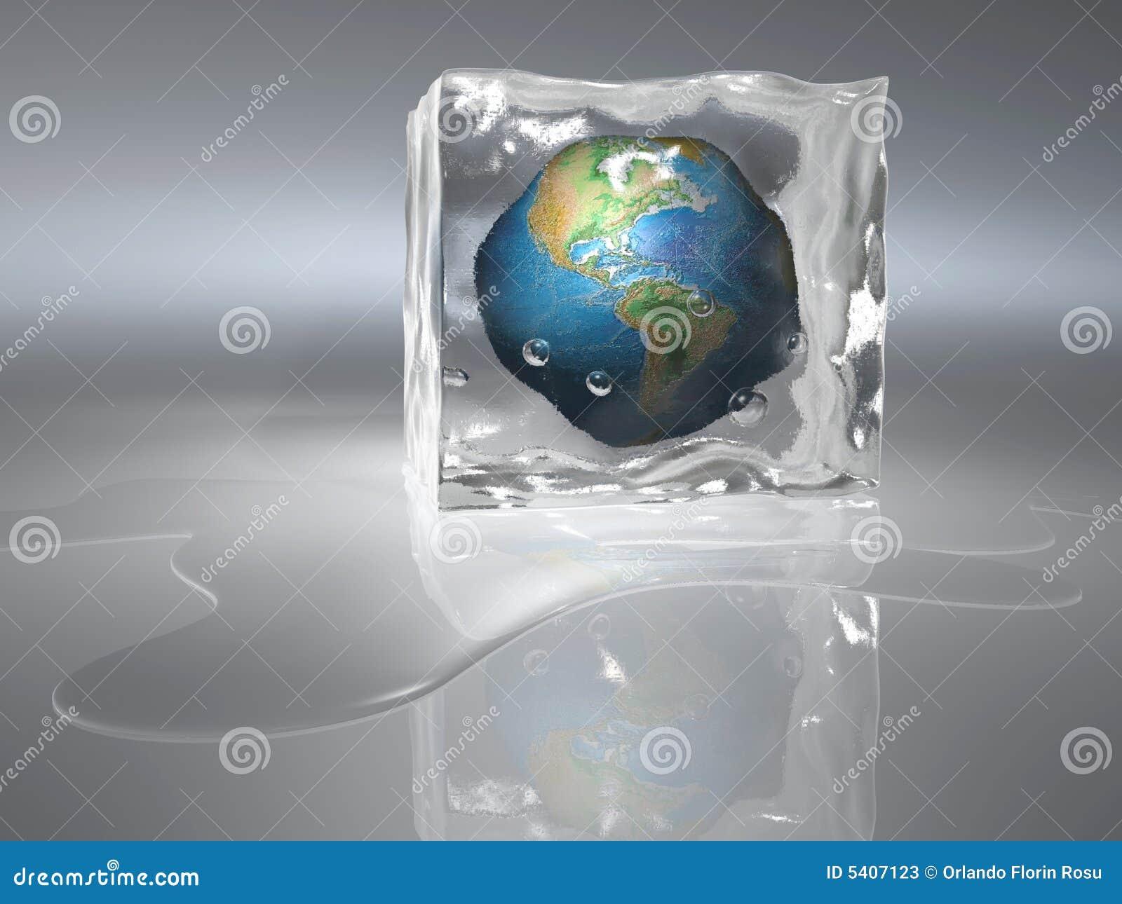 γη παγωμένη