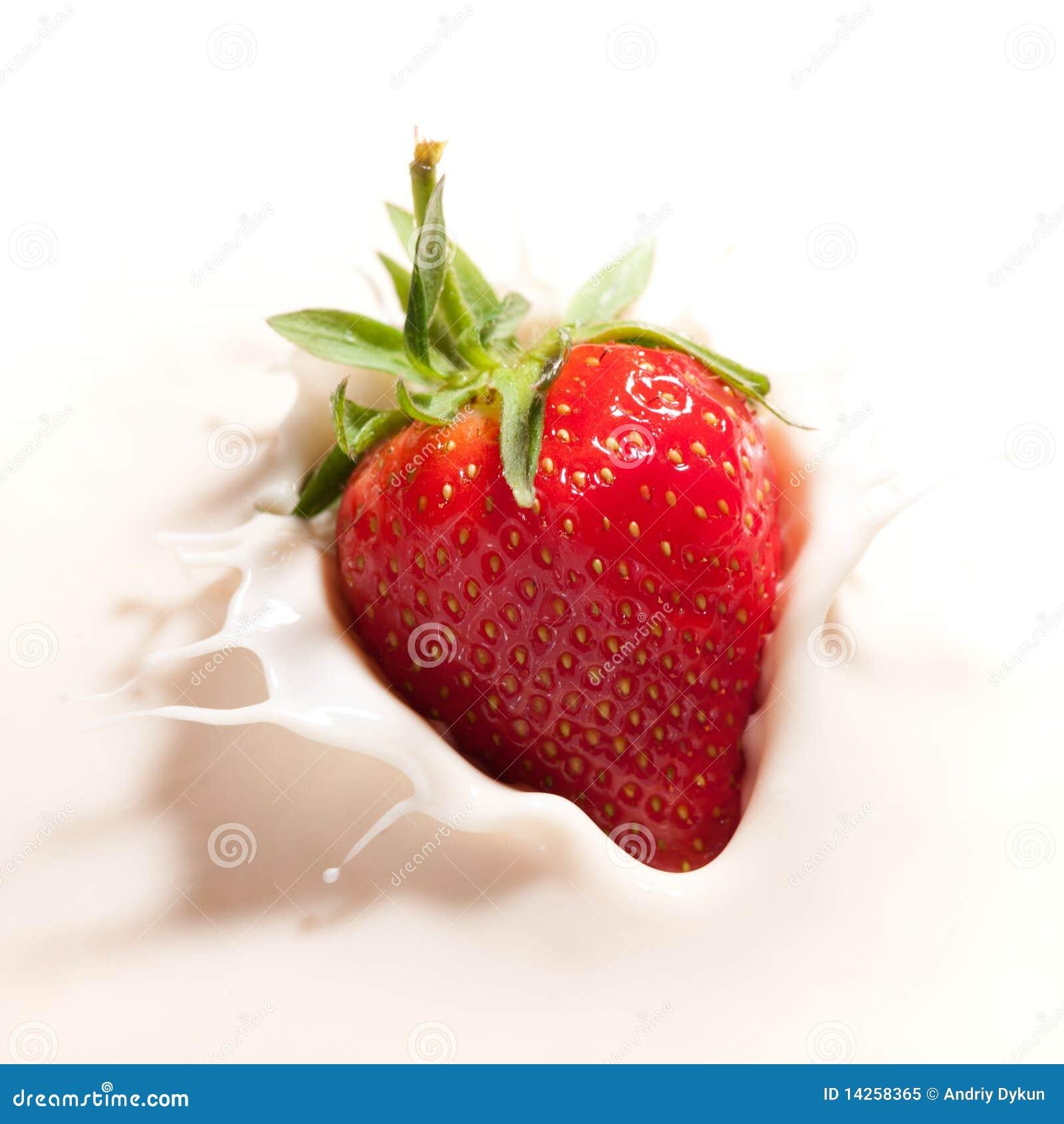 γιαούρτι φραουλών