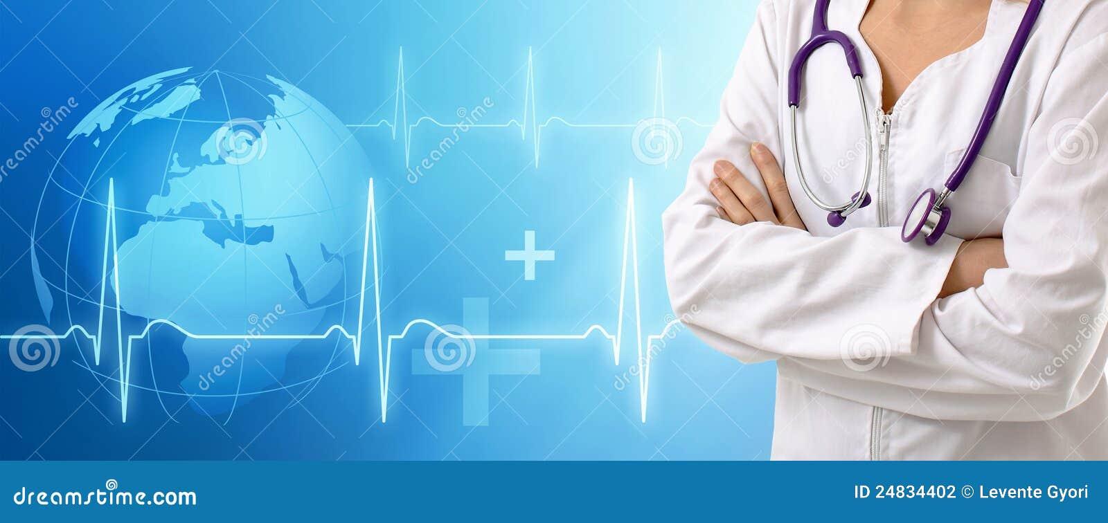 γιατρός ανασκόπησης ιατρικός