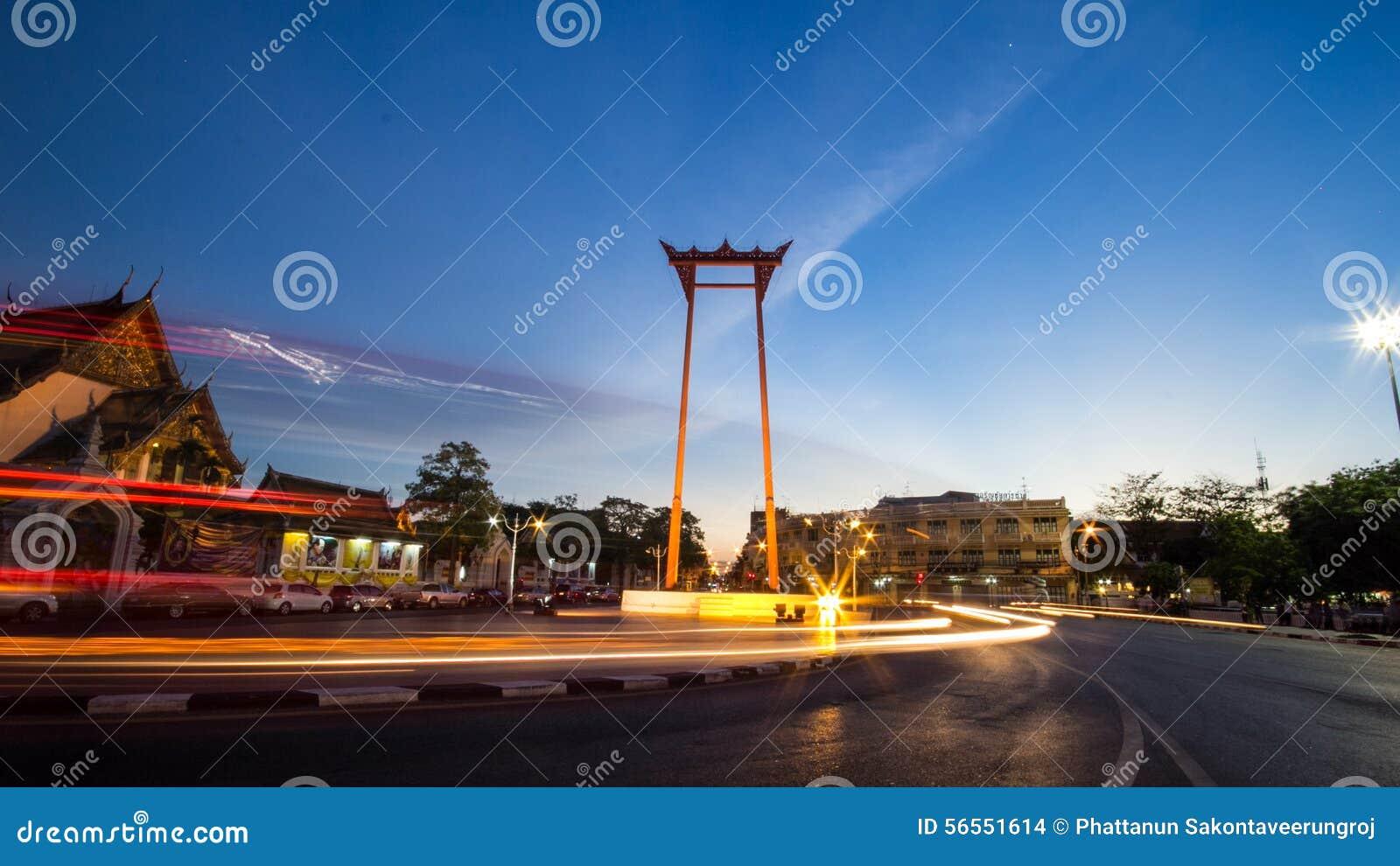 Download Γιγαντιαία ταλάντευση Ταϊλάνδη Εκδοτική Στοκ Εικόνα - εικόνα από σύμβολο, τουρίστας: 56551614
