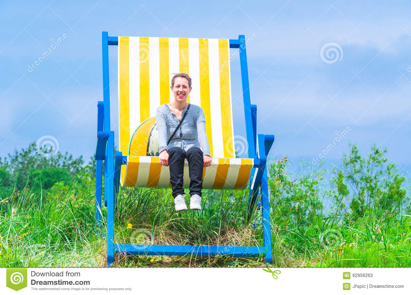 Γιγαντιαίο Deckchair