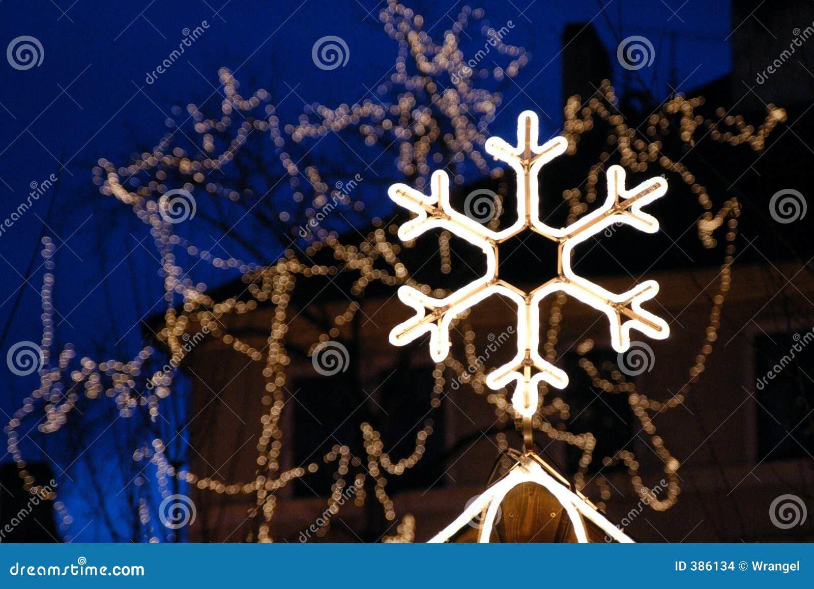 γιγαντιαίο snowflake