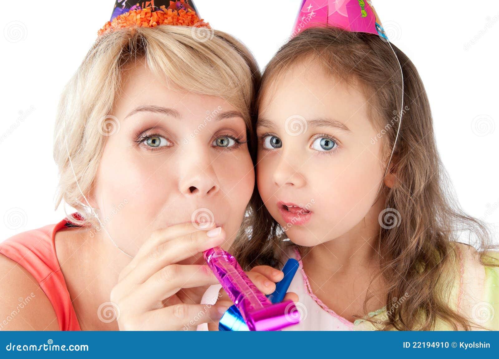 γιορτάζοντας μητέρα κορών