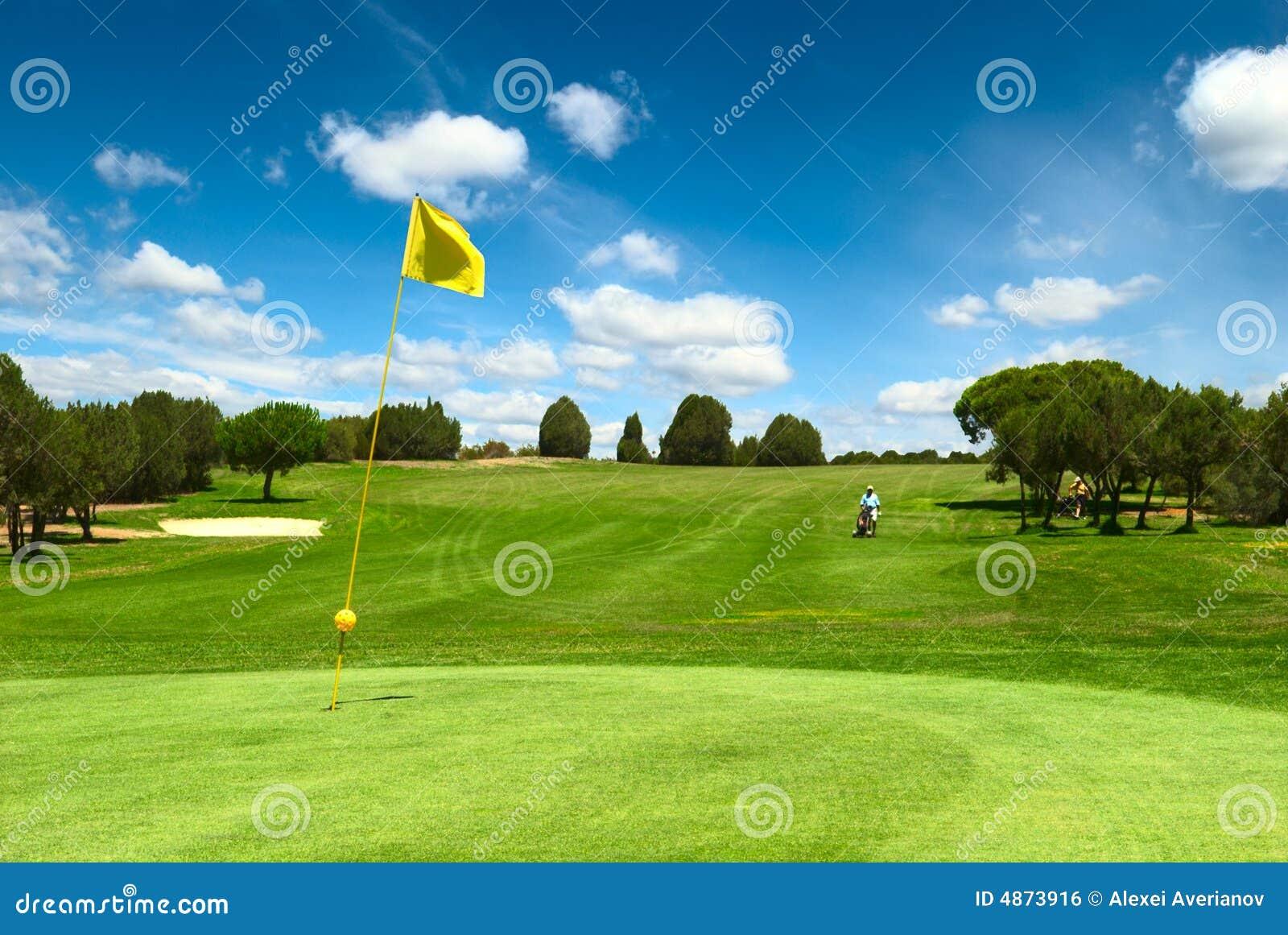 γκολφ πεδίων