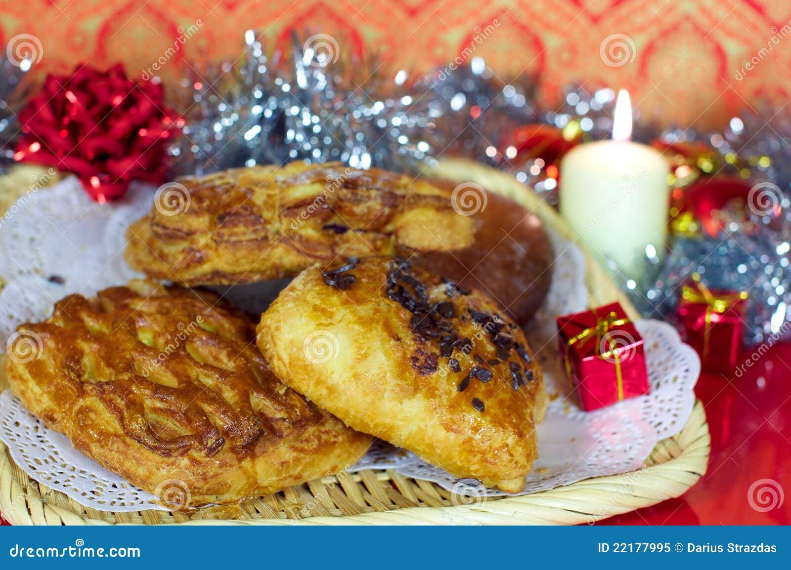 γλυκό δώρων Χριστουγέννω&nu