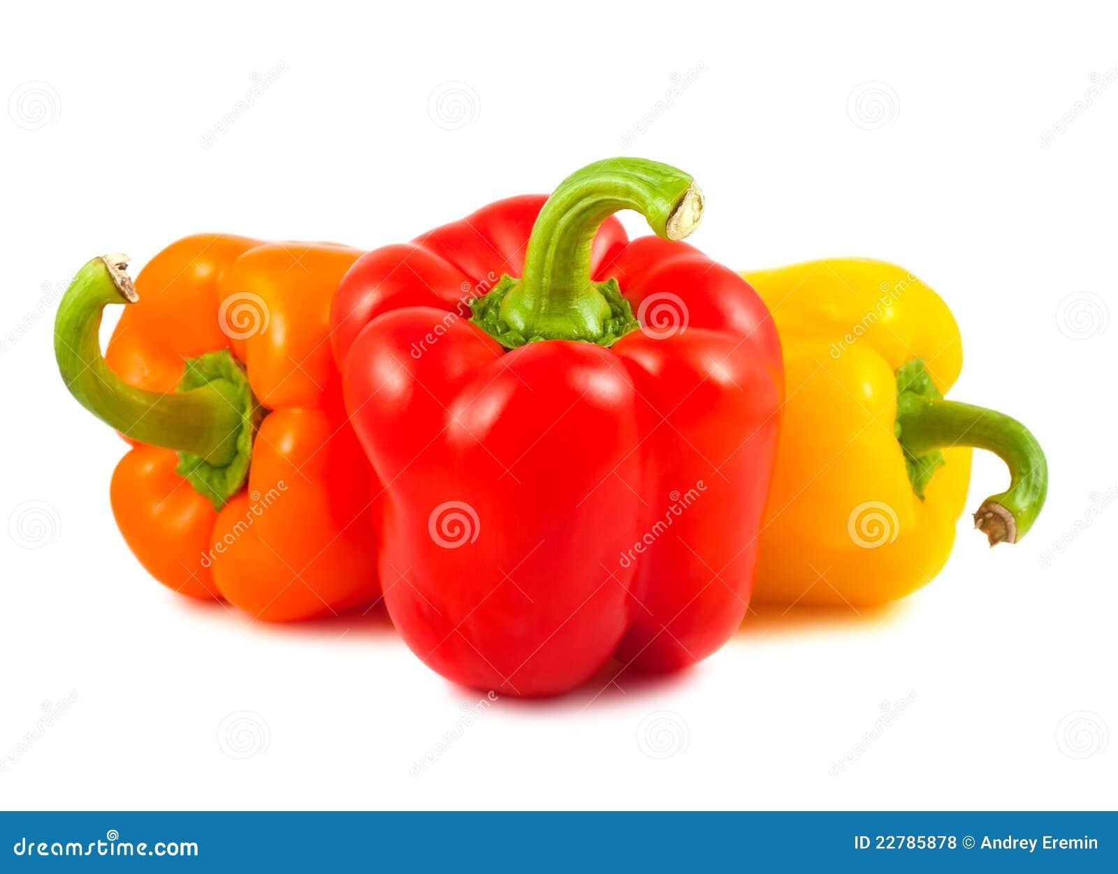 γλυκό τρία πιπεριών