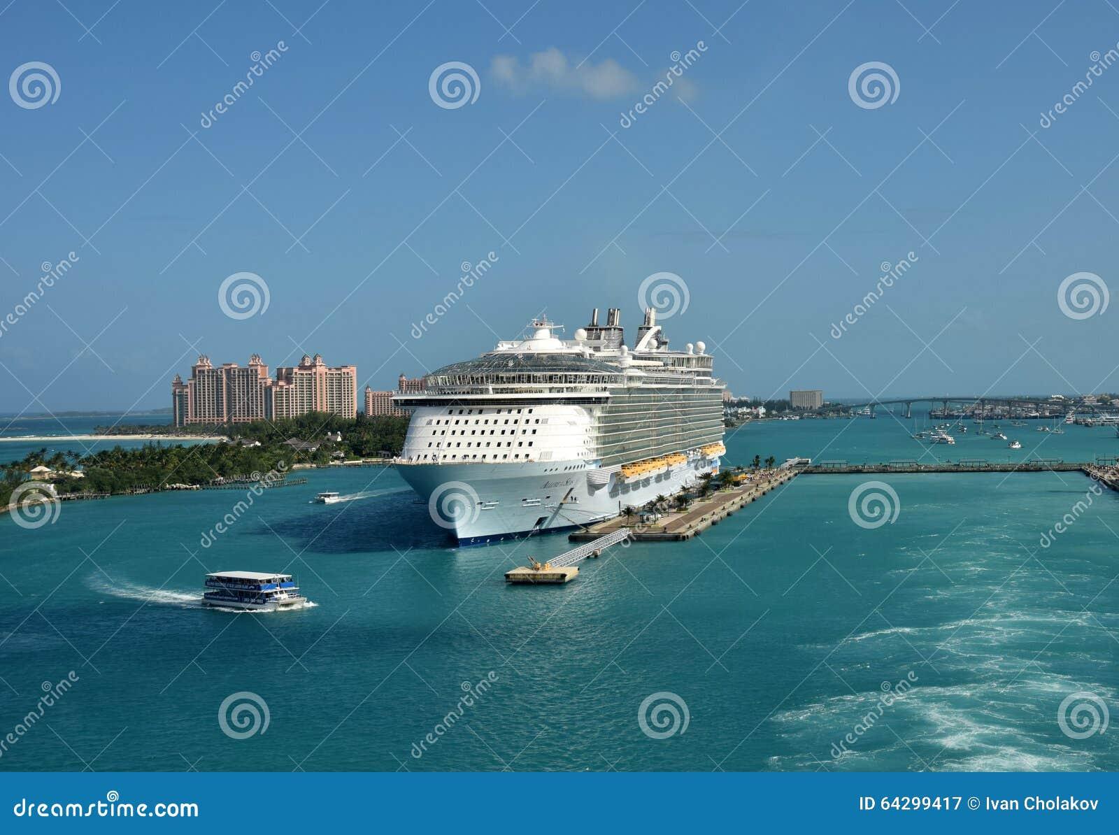 Γοητεία των θαλασσών σε Nassau