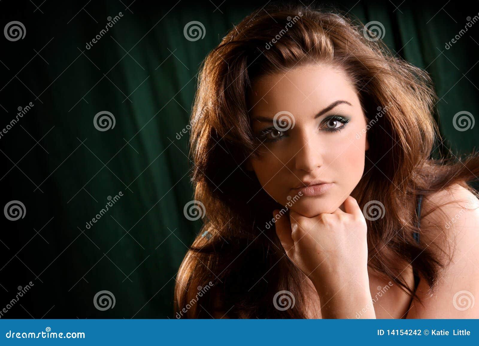 γοητευτική γυναίκα
