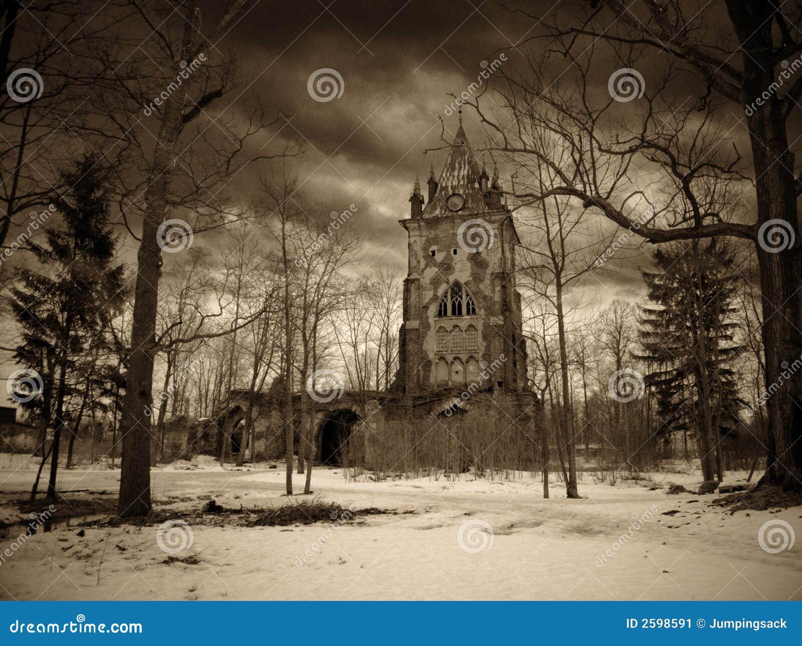 γοτθικός πύργος