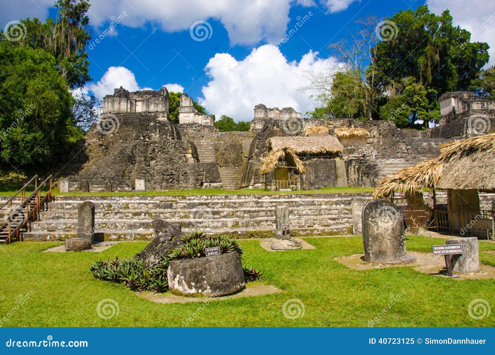 Γουατεμάλα tikal