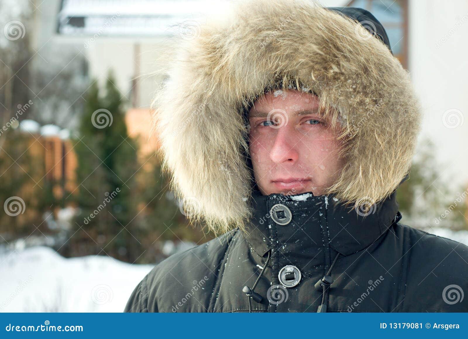 γούνινος θερμός χειμώνας &