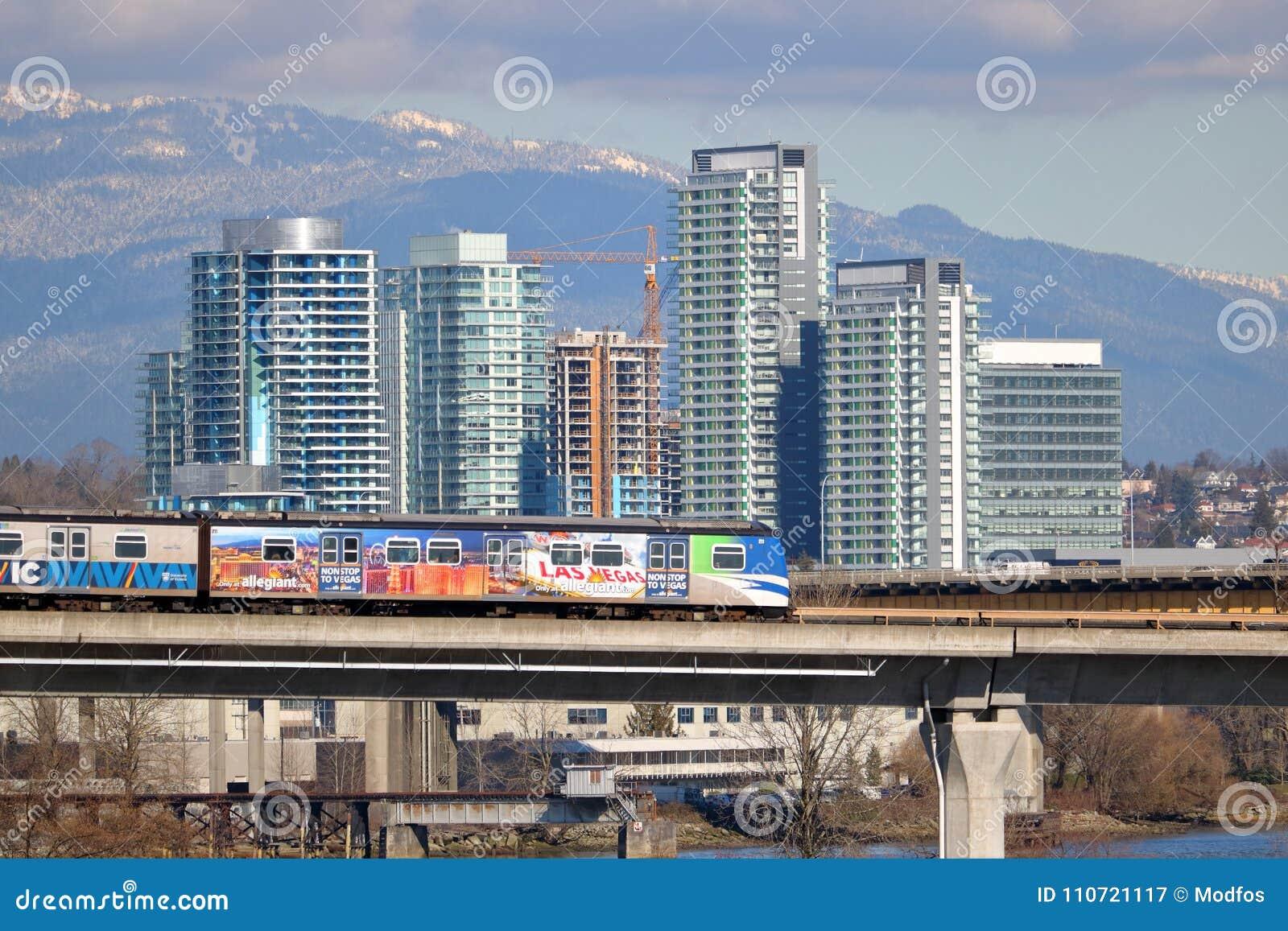 Γρήγορη διέλευση και Βανκούβερ, Καναδάς