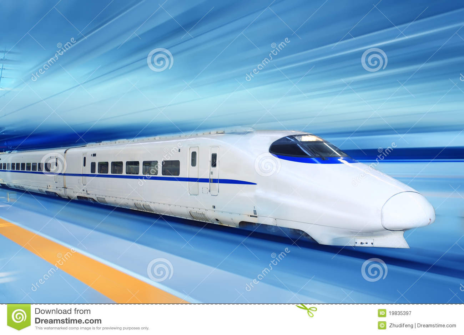 γρήγορο τραίνο