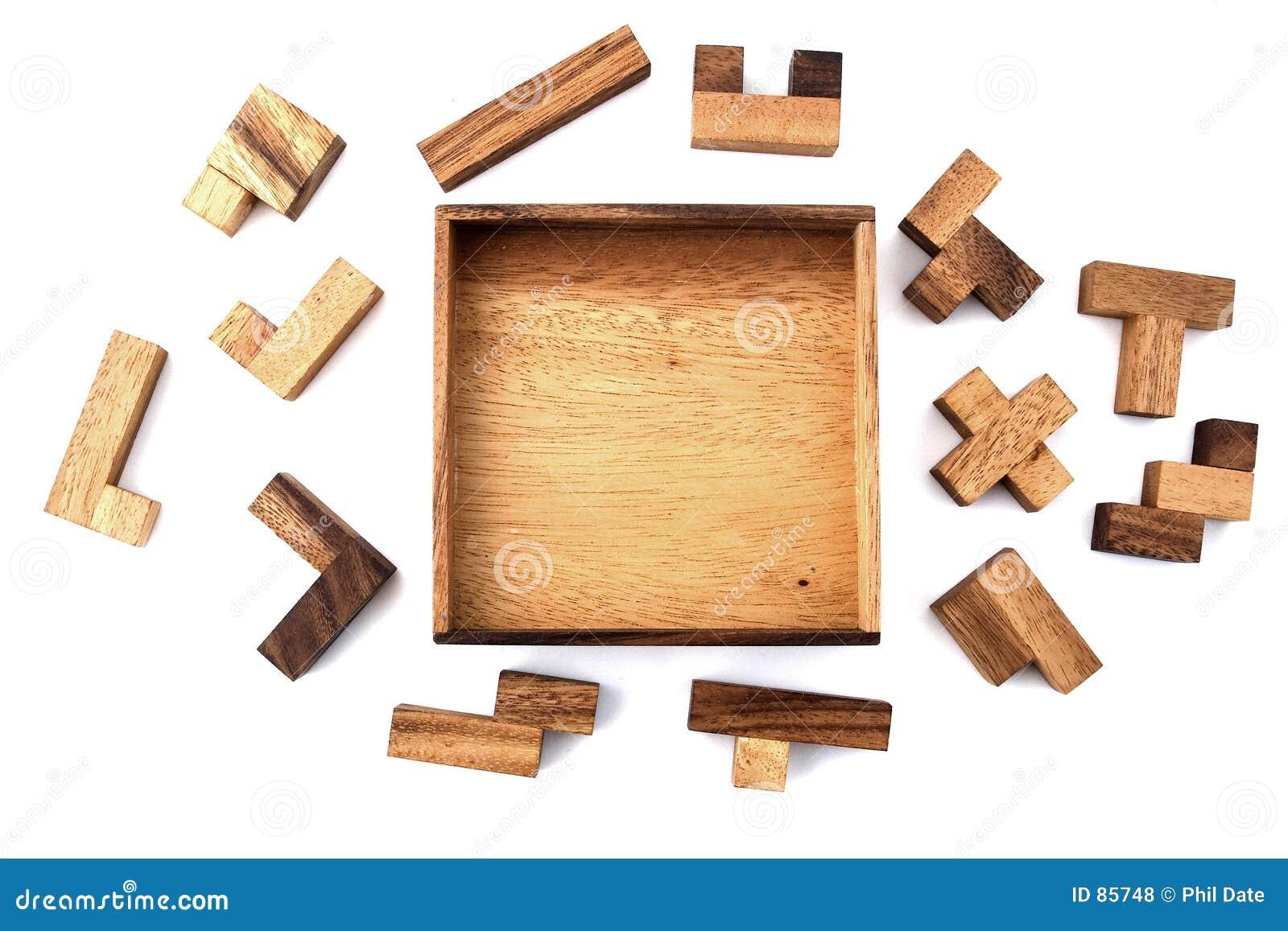 γρίφος ξύλινος