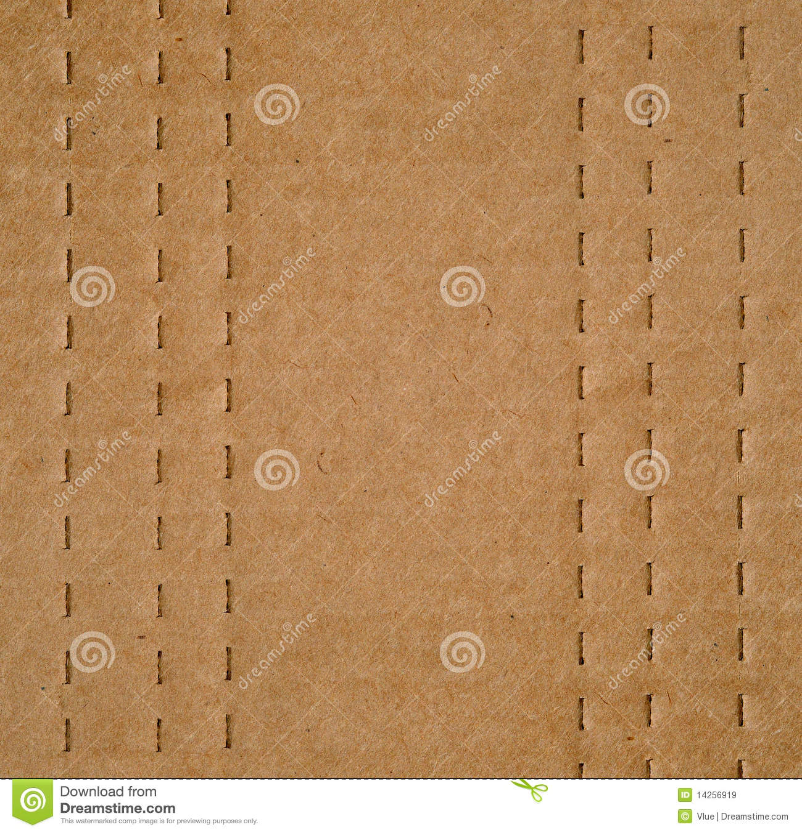 γραμμές χαρτονιού που δι&alph