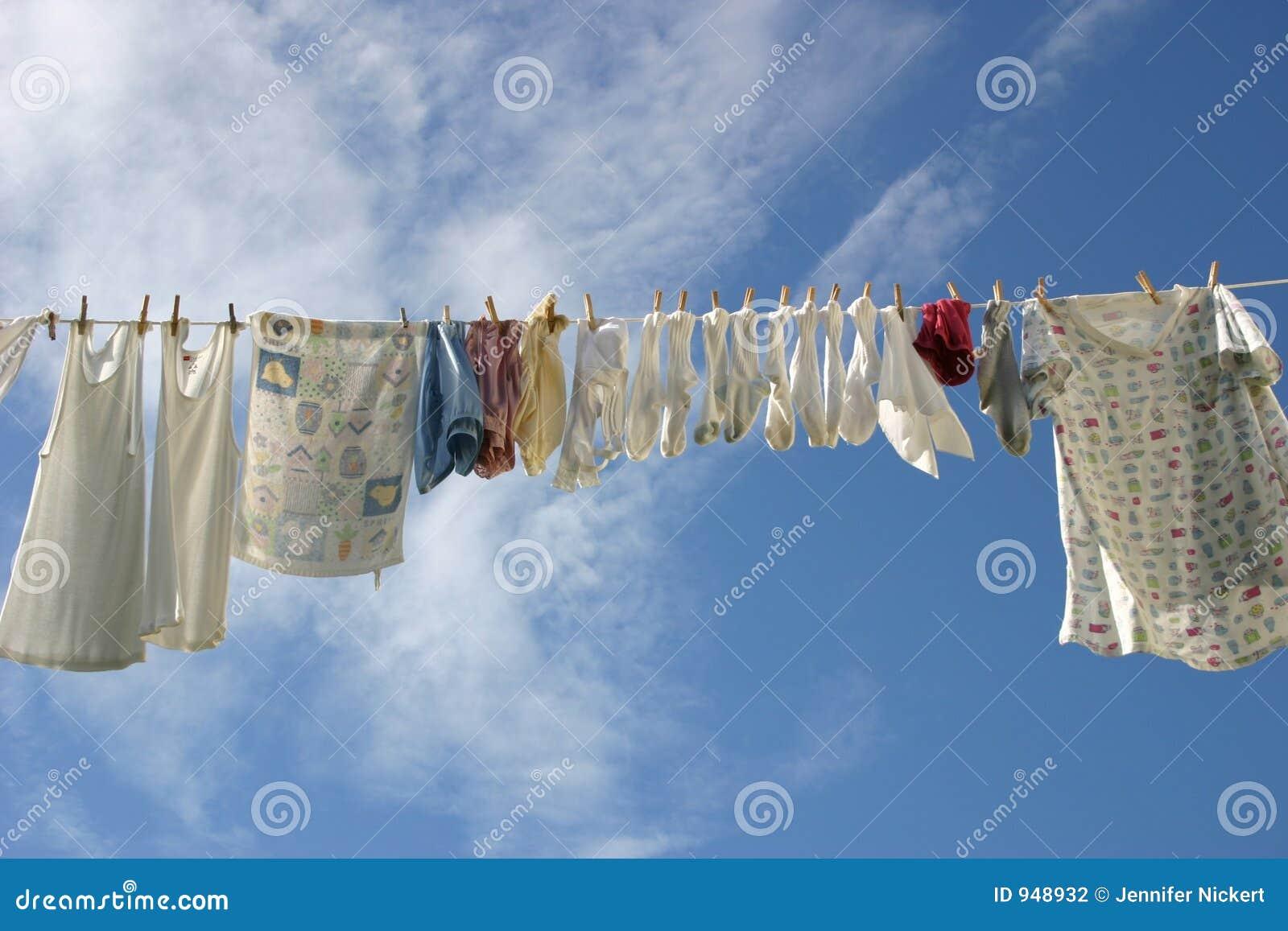 γραμμή πλυντηρίων