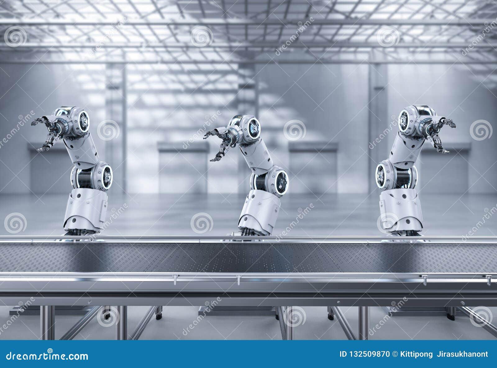 Γραμμή συνελεύσεων ρομπότ
