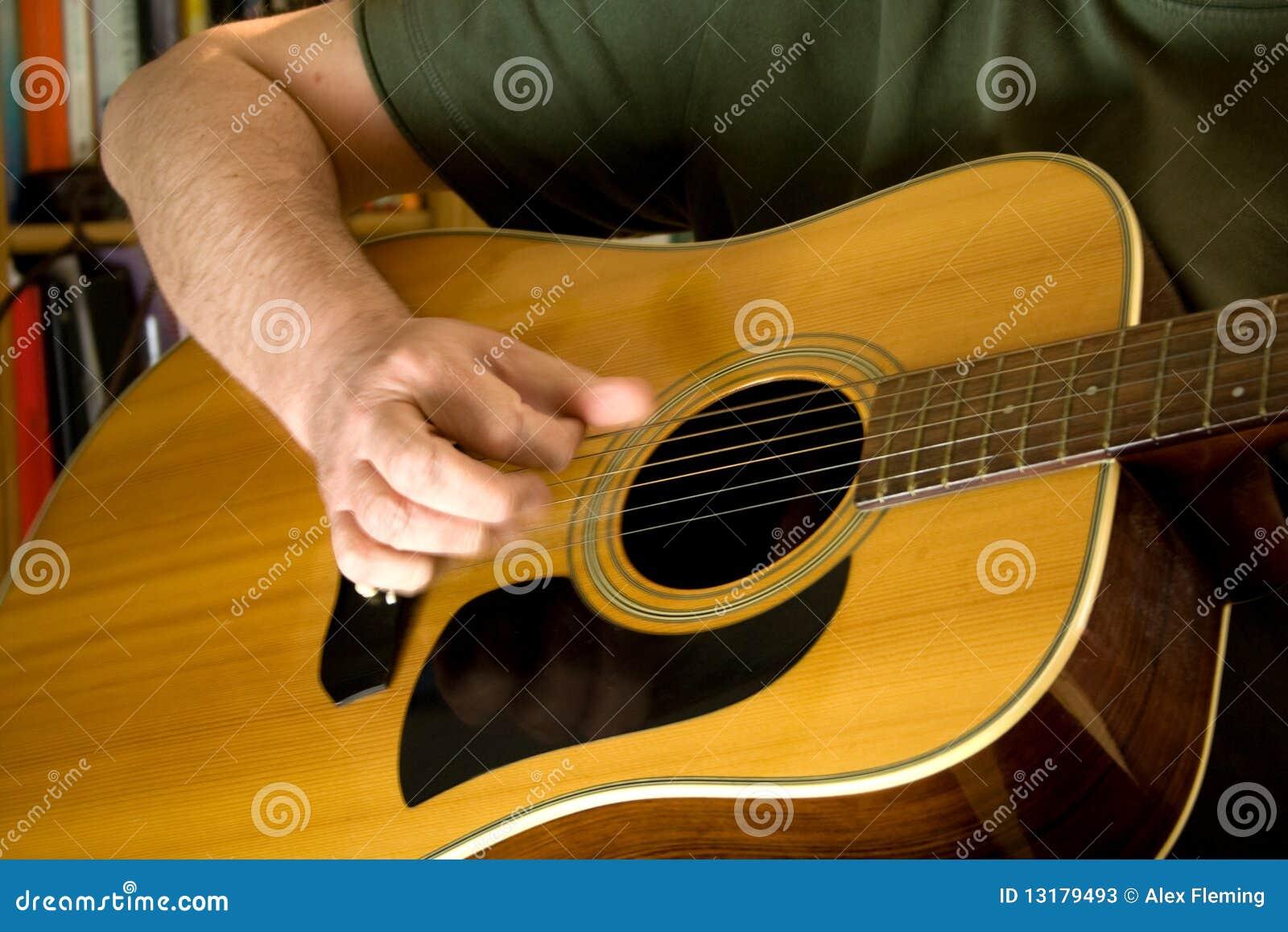 γρατζούνισμα κιθάρων