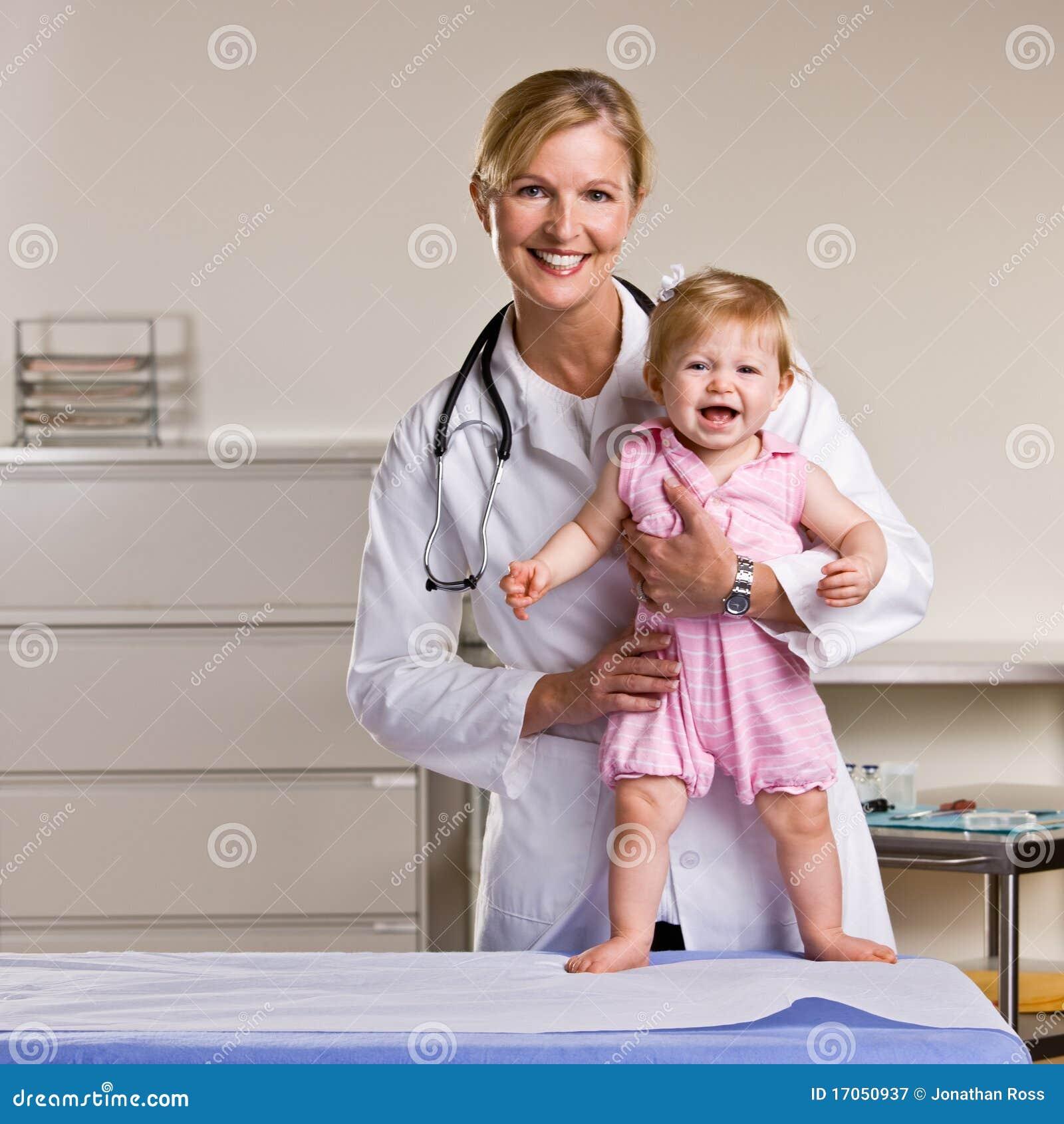 γραφείο κοριτσιών γιατρών