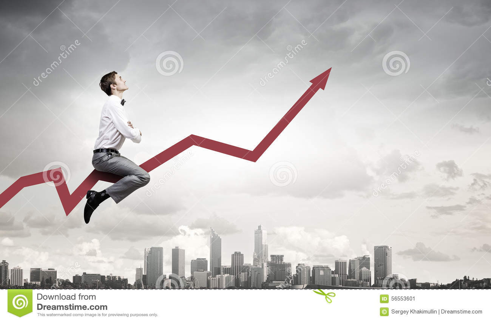 Download Γραφική παράσταση γύρου επιχειρηματιών Στοκ Εικόνα - εικόνα από οικονομικός, ανάπτυξη: 56553601
