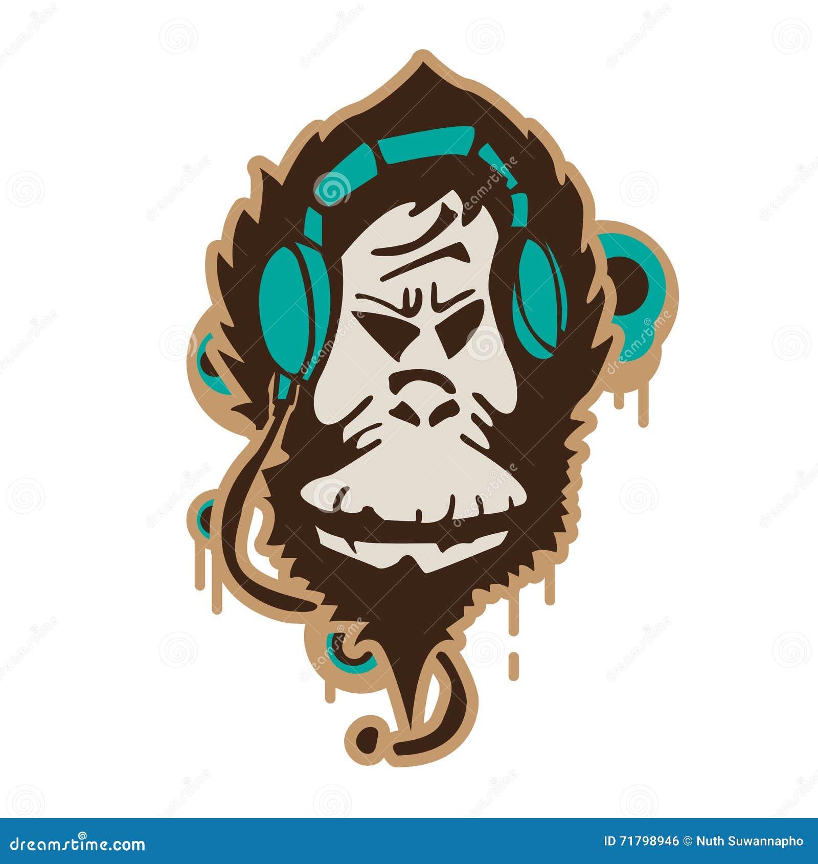 Γραφικός πίθηκος
