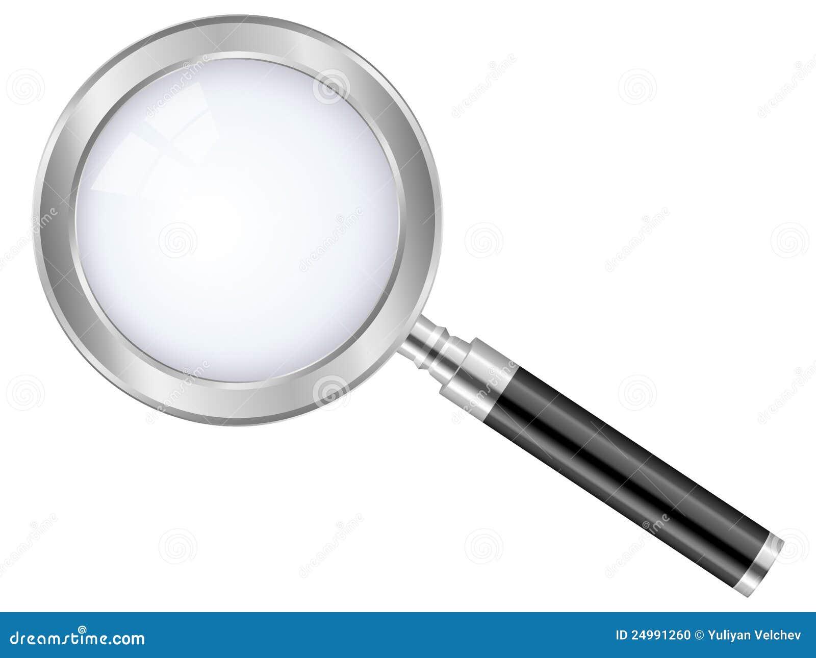 γυαλί πιό magnifier
