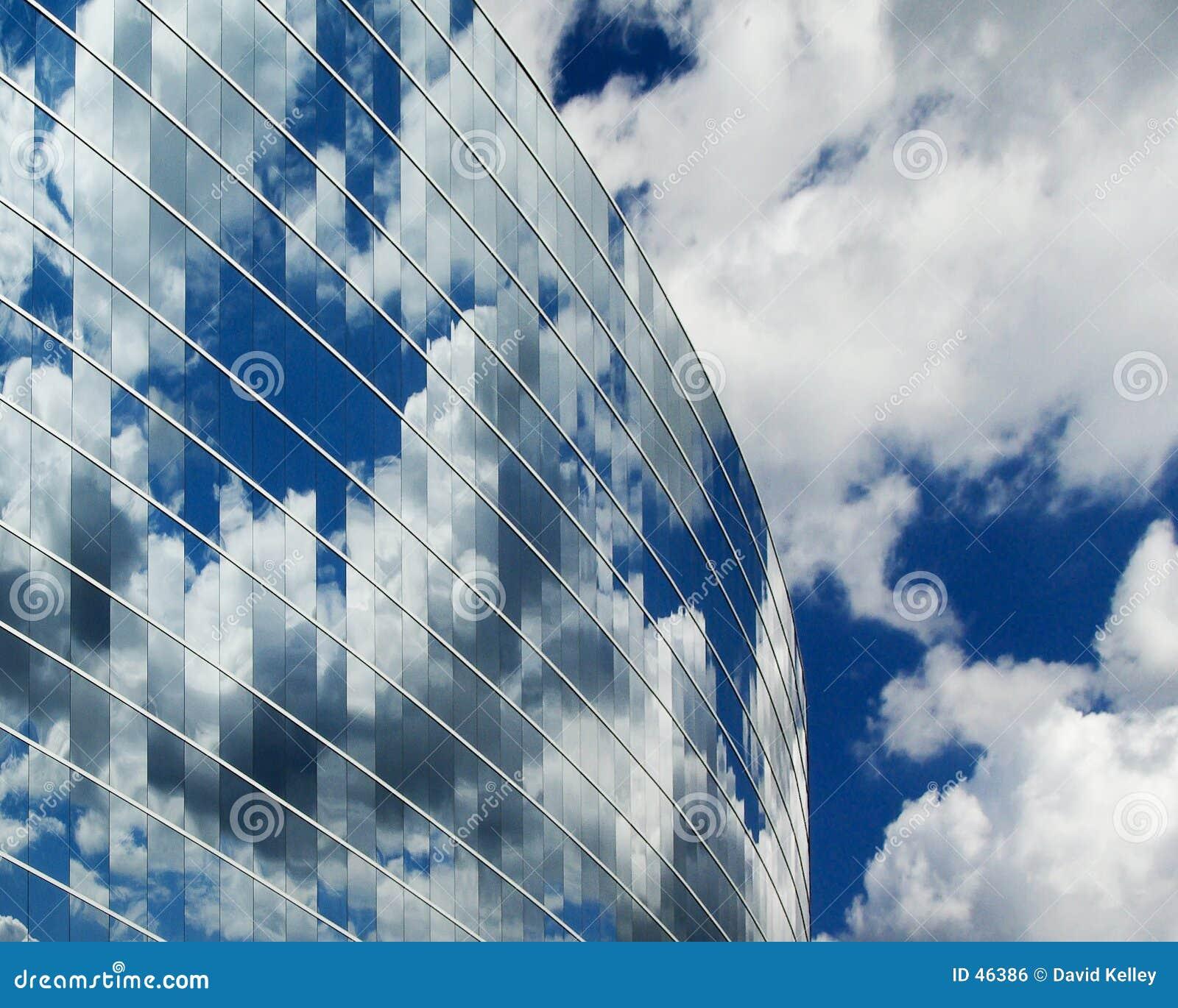 γυαλί σύννεφων