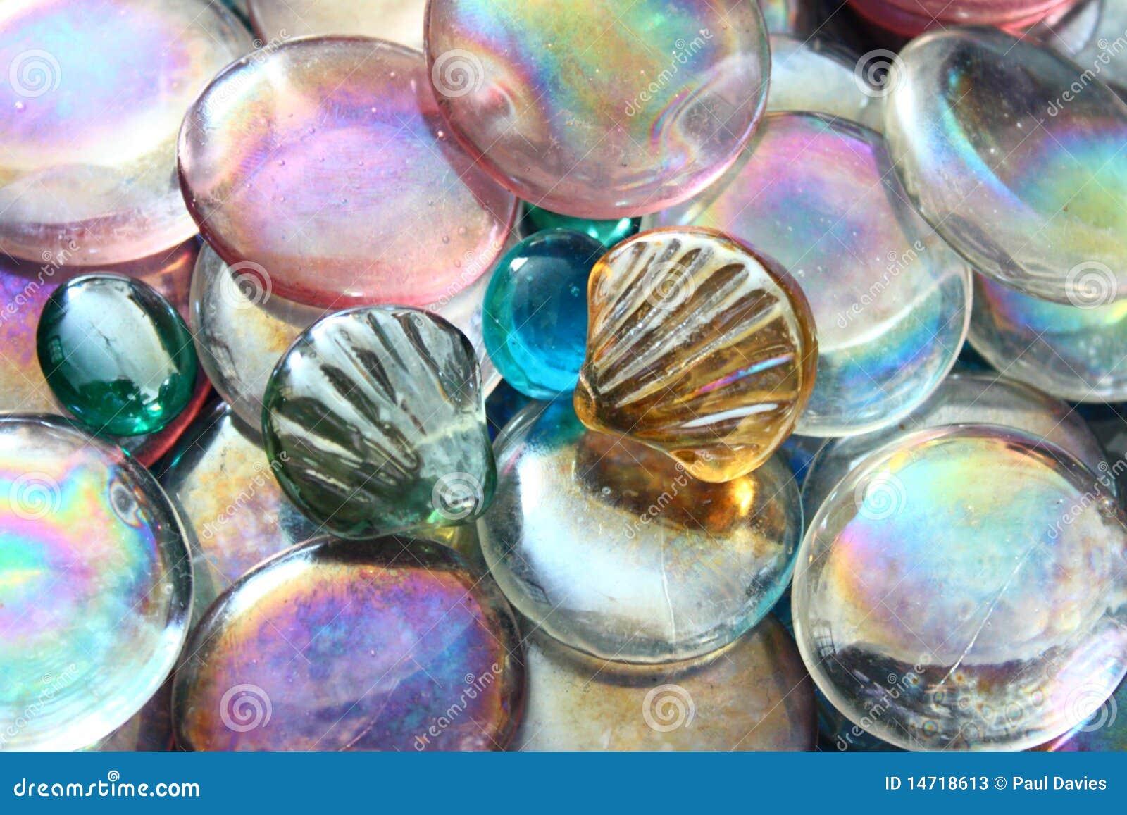 γυαλί χαντρών