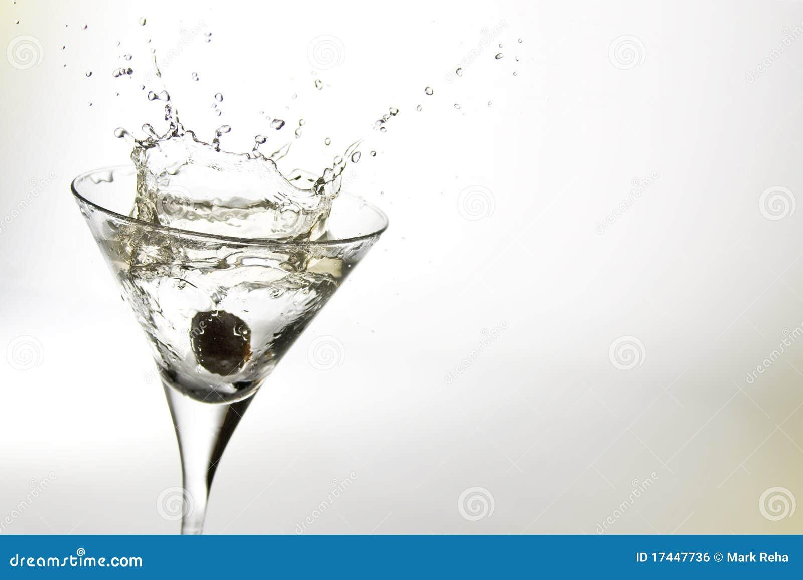 γυαλί martini