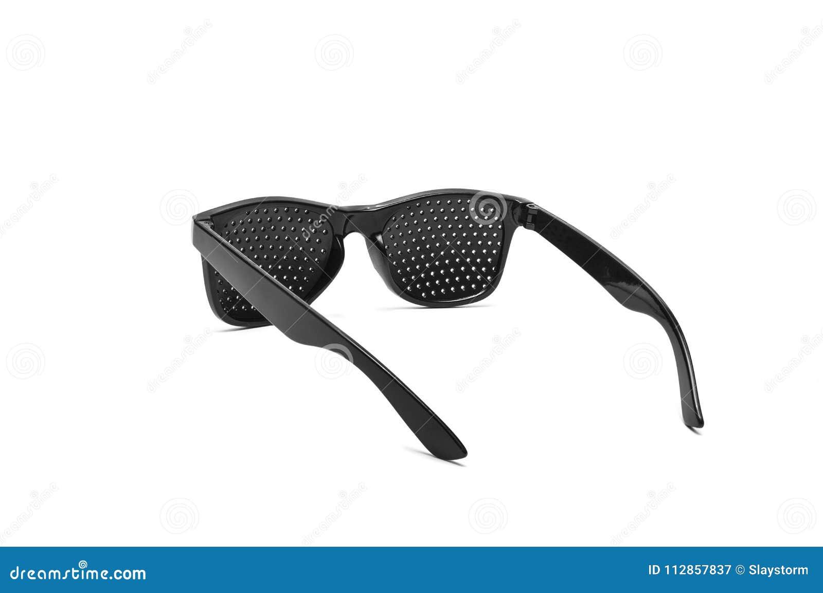 de1bd22c0d Γυαλιά ηλίου τρυπών καρφιτσών Αντι γυαλιά μυωπίας για τη διόρθωση οράματος