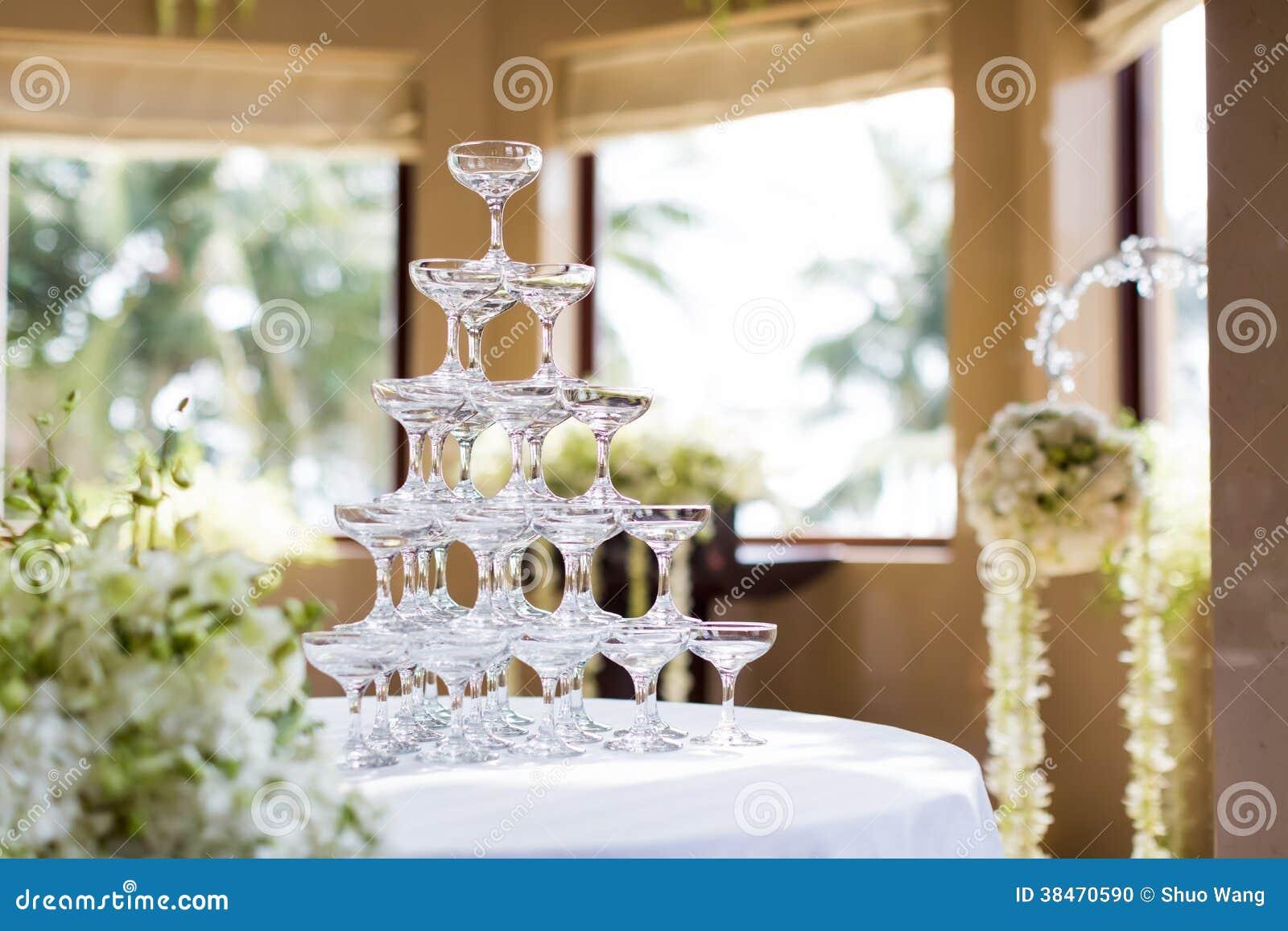 Γυαλιά γαμήλιου CHAMPAGNE