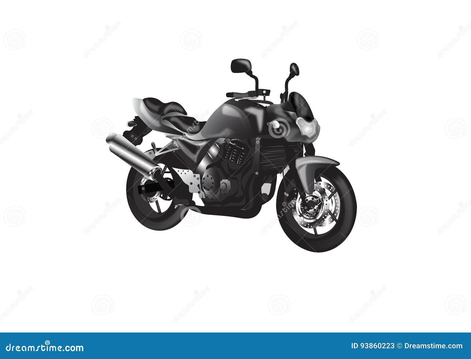 Γυμνή μοτοσικλέτα