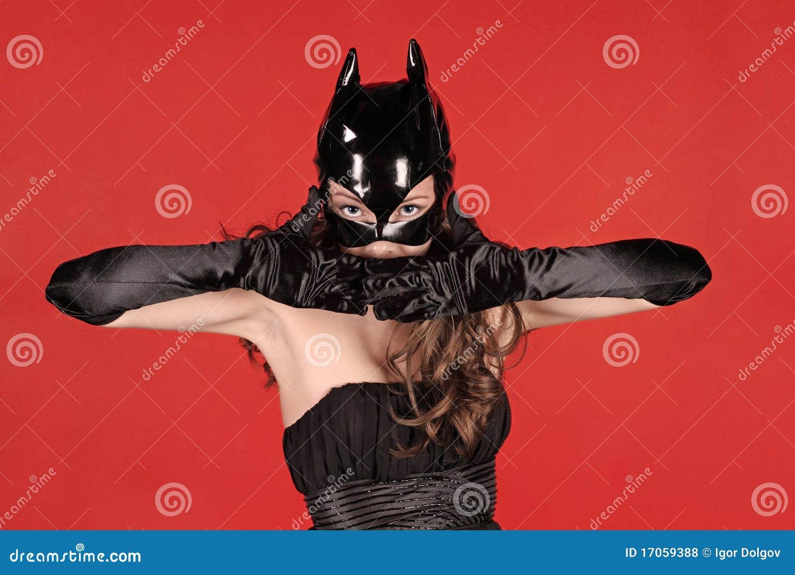 γυναίκα γατών