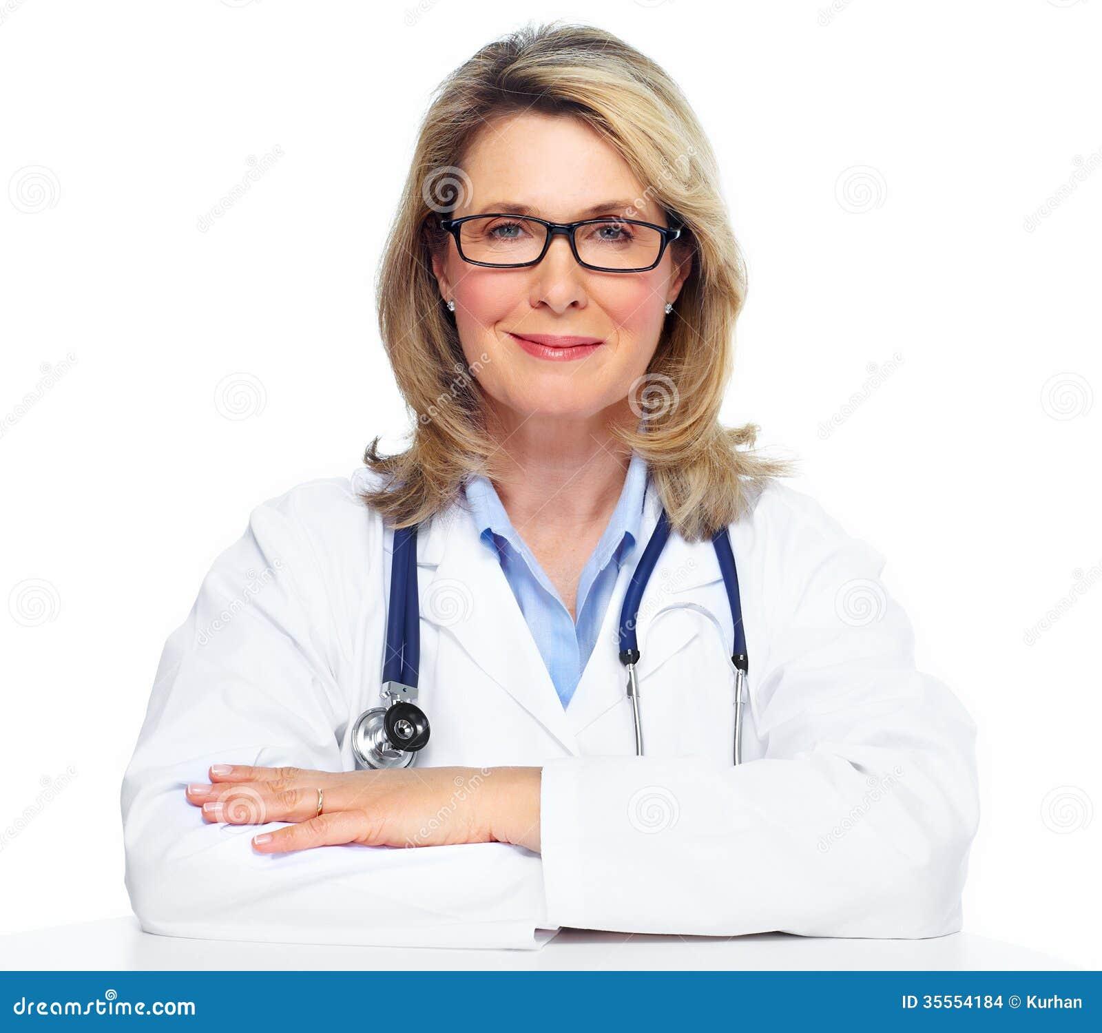Γυναίκα γιατρών.