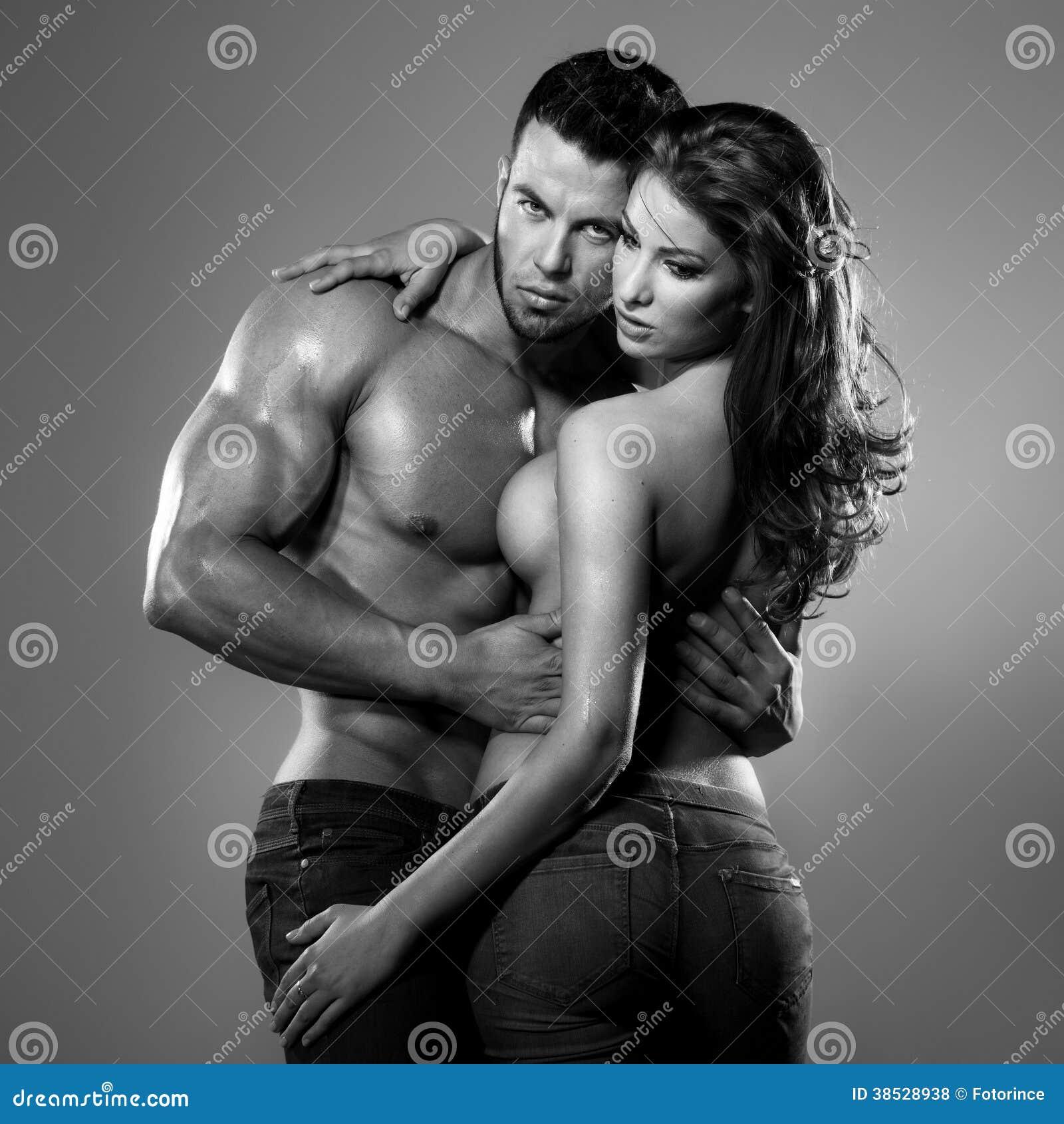 Γυναίκα και άνδρας πάθους