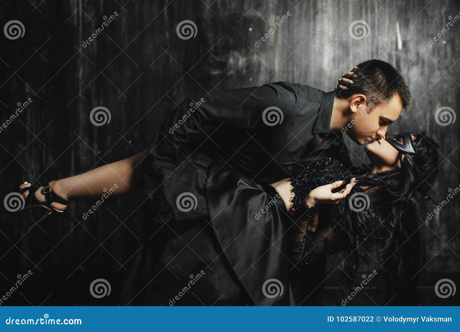 όμορφο μαύρο σεξ